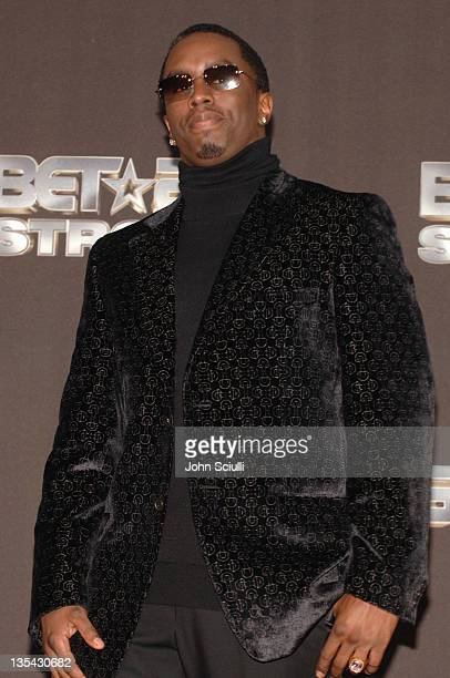 """Sean """"Diddy"""" Combs at BET's 25th Anniversary premiering on Nov. 1 @ 9p.m. ET/PT"""