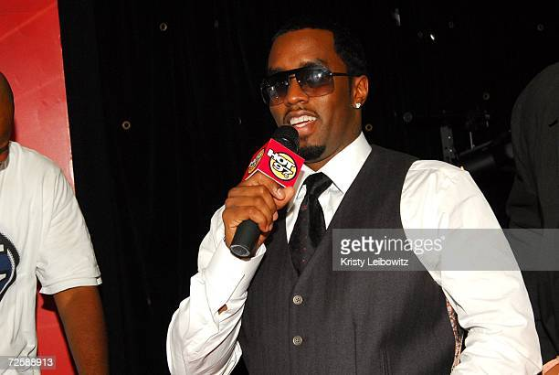 Hot 97 Celebrates Sean Diddy Combs New Album Press Play
