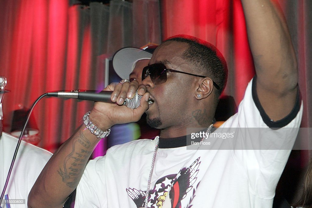 Sean 'Diddy' Combs during 'Welcome to Miami' Party Hosted by Sean 'Diddy' Combs at Suite Nightclub in Miami Beach, FL, United States.