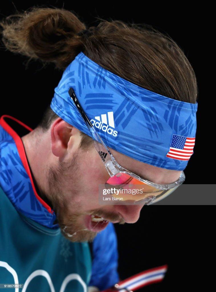 Biathlon - Winter Olympics Day 6 : News Photo