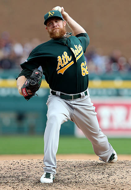 Division Series - Oakland Athletics v Detroit Tigers - Game Three