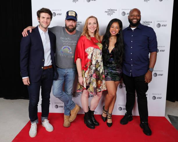 "NY: ""Fully Realized Humans"" Premiere - 2021 Tribeca Festival"