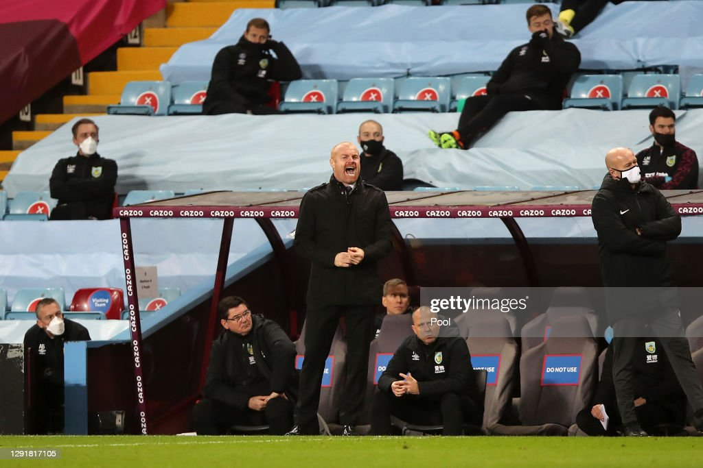 Aston Villa v Burnley - Premier League : News Photo