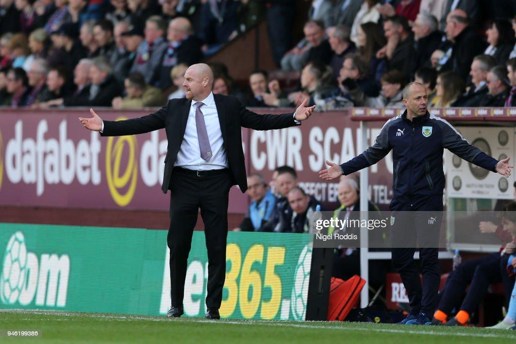 Burnley v Leicester City - Premier League : News Photo