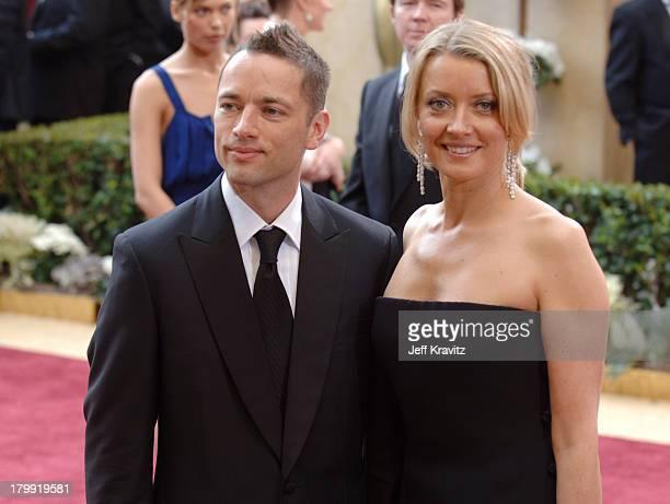 Sean Ellis and Lene Bausager nominee Best Live Action Short Film for Cashback