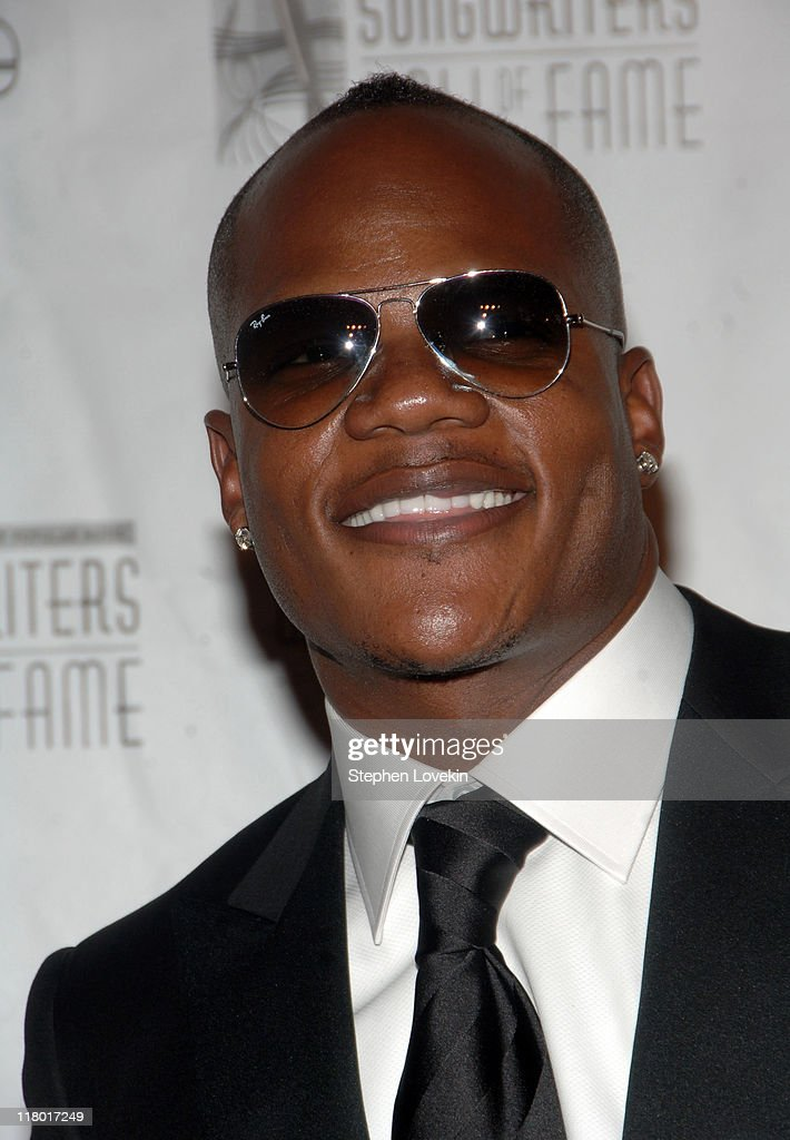 Sean Garrett during 38th Annual Songwriters Hall of Fame Ceremony - Arrivals at Marriott Marquis in New York City, New York, United States.
