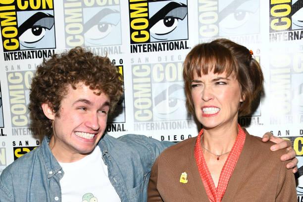"CA: 2019 Comic-Con International - Hulu's ""Solar Opposites"" Photo Call"