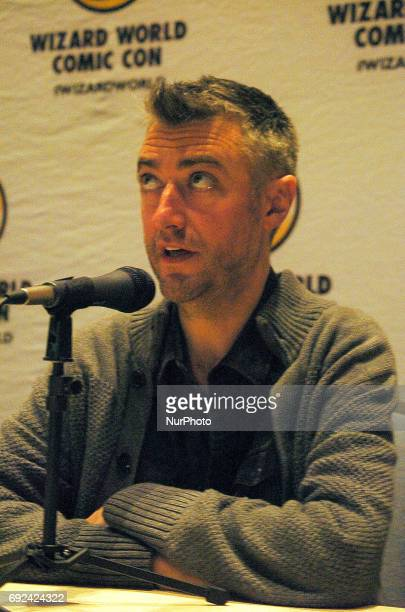 Sean Gunn talks about doing the voice acting for Rocket Raccoon and working with his brother