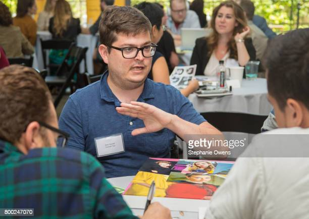 Sean Hackett attends Fast Track Session during the 2017 Los Angeles Film Festival on June 21 2017 in Culver City California