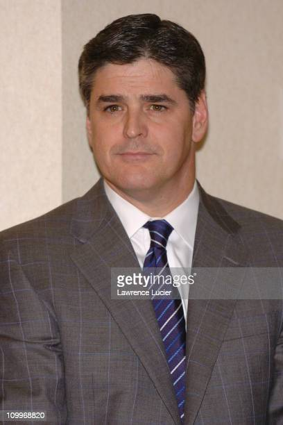 Sean Hannity during CORE's Martin Luther King Federal Holiday Celebration at New York Hilton in New York City New York United States