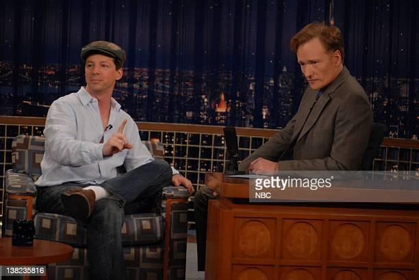 BRIEN Sean Hayes Airdate Episode 2607 Pictured Actor Sean Hayes Conan O'Brien