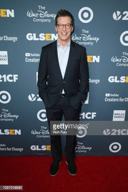 Sean Hayes attends the GLSEN Respect Awards at the Beverly Wilshire Four Seasons Hotel on October 19 2018 in Beverly Hills California