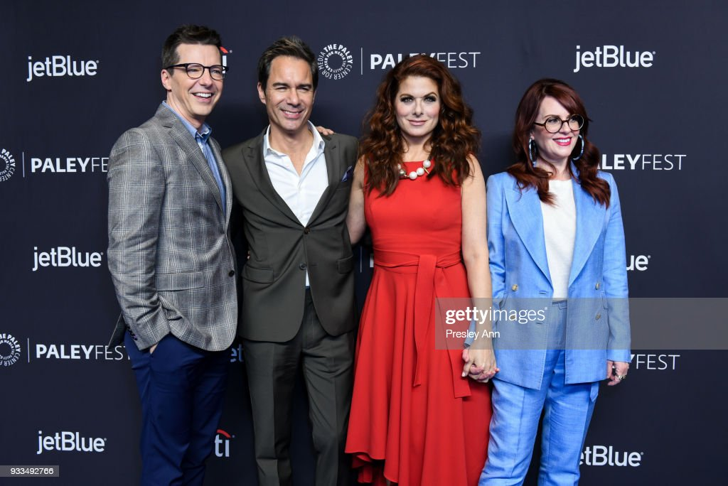 "PaleyFest Los Angeles 2018 - ""Will & Grace"" : News Photo"