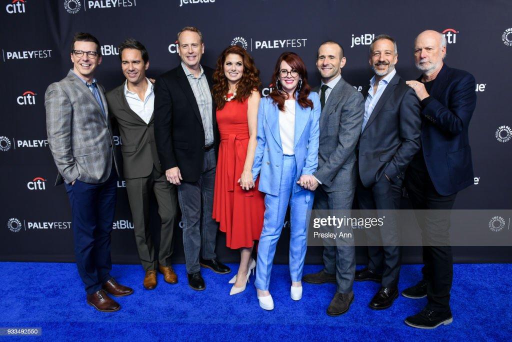"""PaleyFest Los Angeles 2018 - """"Will & Grace"""""""