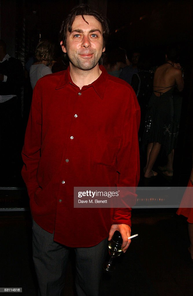 Sean Hughes attends the after show party following the opening night of the new West End production at Wyndham's Theatre of 'As You Like It,' at Mint Leaf on June 21, 2005 in London, England.