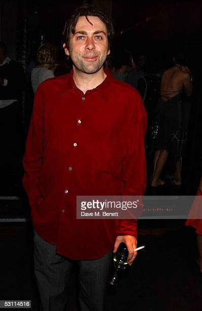 Sean Hughes attends the after show party following the opening night of the new West End production at Wyndham's Theatre of 'As You Like It' at Mint...