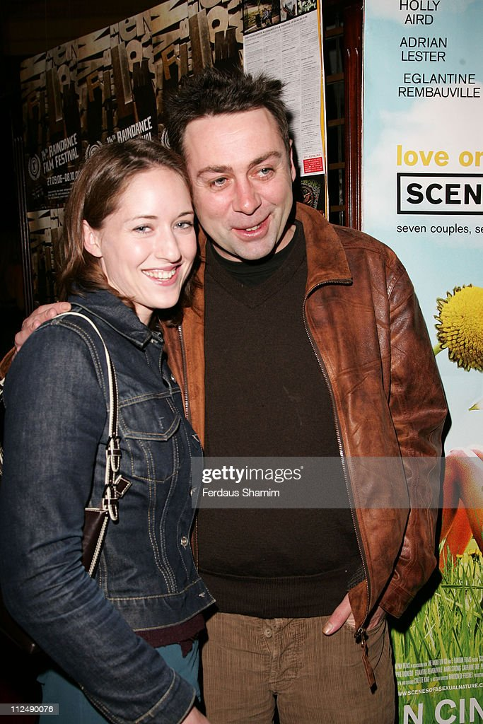 Sean Hughes during 'Scenes of a Sexual Nature' - UK Film Premiere at Cineworld in London, Great Britain.
