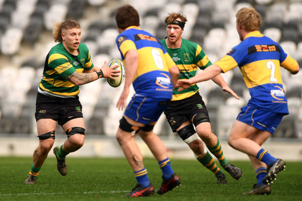 NZL: Green Island v Taieri - Dunedin Rugby Premiership Final