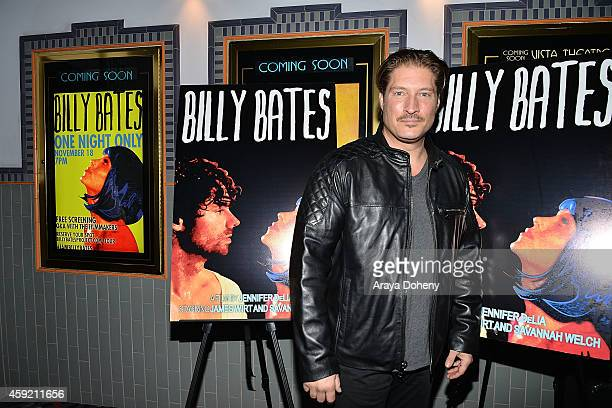 Sean Kanan attends the BILLY BATES LA Premiere Directed By Jennifer DeLia Starring James Wirt And Savannah Welchl Produced By Julie Pacino at Los...