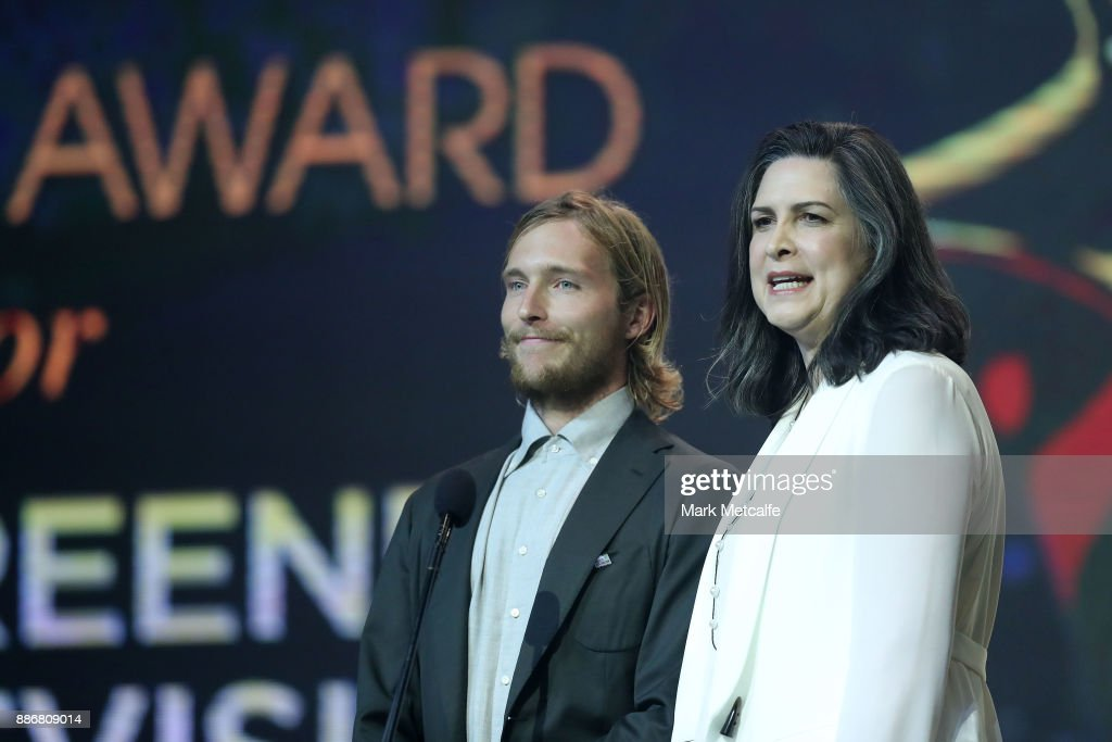 7th AACTA Awards Presented by Foxtel   Ceremony : Nachrichtenfoto