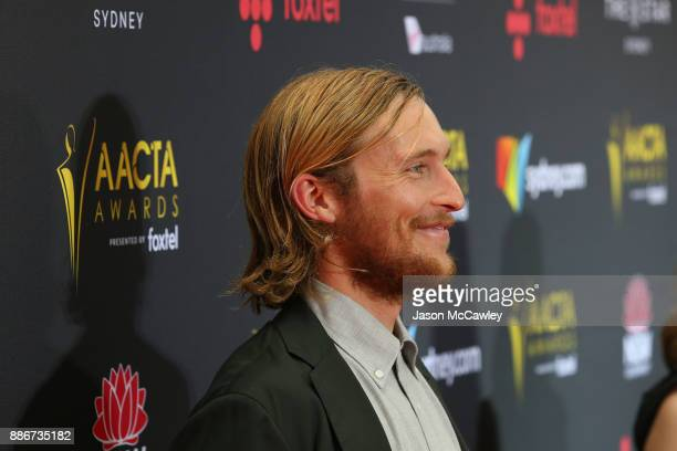 Sean Keenan attends the 7th AACTA Awards Presented by Foxtel | Ceremony at The Star on December 6 2017 in Sydney Australia