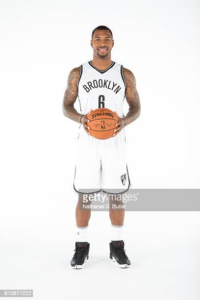 Sean Kilpatrick of the Brooklyn Nets poses for a portrait during the 20162017 Brooklyn Nets Media Day at the Hospital for Special Surgery Training...