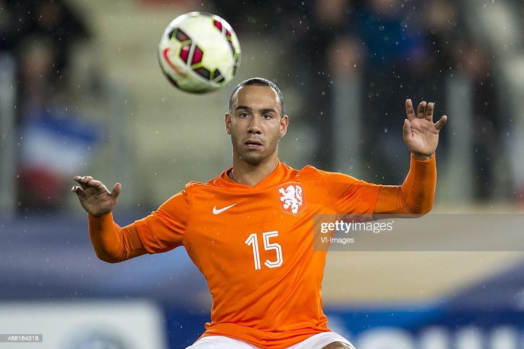 "International Friendly - ""France U21 v Netherlands U21"" : Photo d'actualité"
