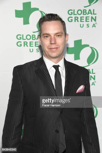 Sean Krejci attends the 14th Annual Global Green Pre Oscar Party at TAO Hollywood on February 22 2017 in Los Angeles California