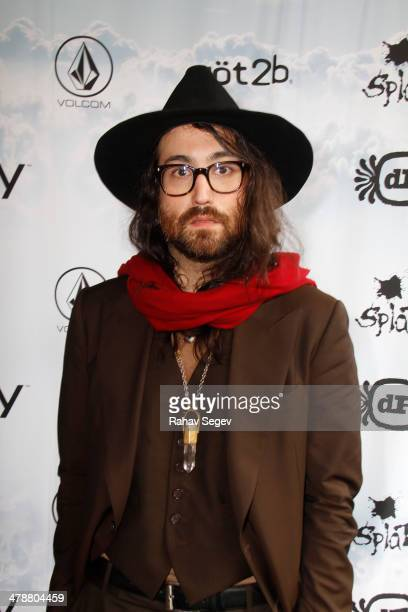 Sean Lennon attends eBay Giving Works and Nylon Launch MusiCares Auction during SXSW 2014 on March 14 2014 in Austin Texas