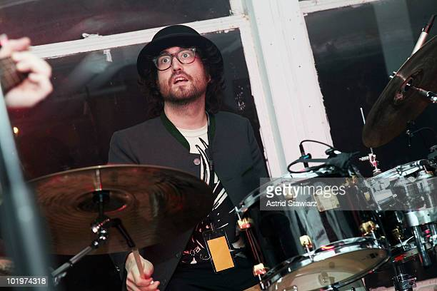 Sean Lennon attends the Corduroy Magazine launch & exhibition presented by We Work at Milk Gallery on June 10, 2010 in New York City.