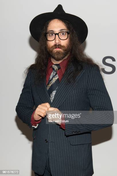 Sean Lennon attends the Whitney Museum Celebrates The 2018 Annual Gala And Studio Party at The Whitney Museum of American Art on May 22, 2018 in New...