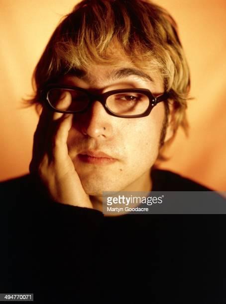 Sean Lennon portrait Kensington London United Kingdom 1998