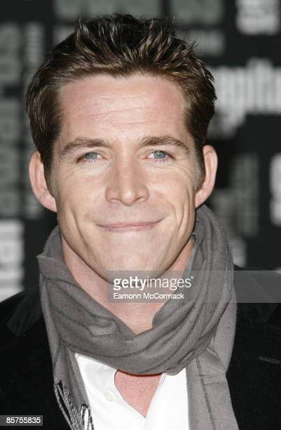 Sean Maguire attends The Capital Awards 2008 at the Park Plaza River Bank on March 20 2008 in London England