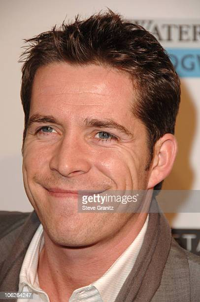 Sean Maguire during BAFTA/LA Awards Season Tea Party at Four Season Hotel in Los Angeles CA United States