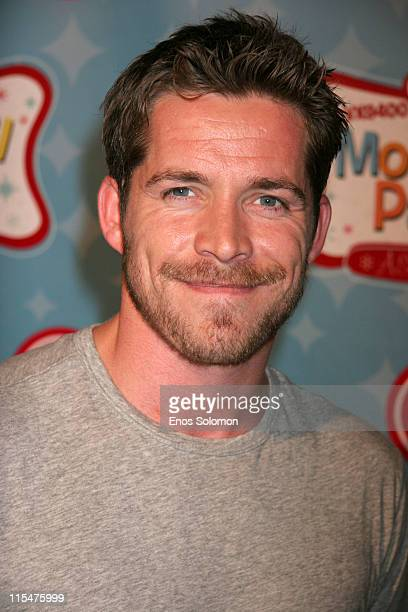 Sean Maguire during LG Mobile TV Party at Stage 14 Paramount Studios in Hollywood CA United States