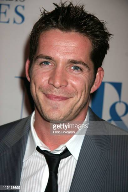 Sean Maguire during The Museum of Television Radio Turns 30 at The Museum of Television and Radio in Beverly Hills CA United States