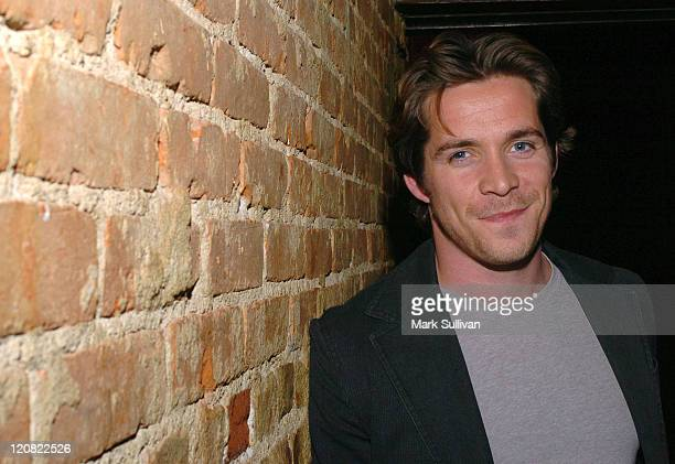 Sean Maguire during 'The Third Wish' Private Screening in Los Angeles at CineSpace in Hollywood California United States