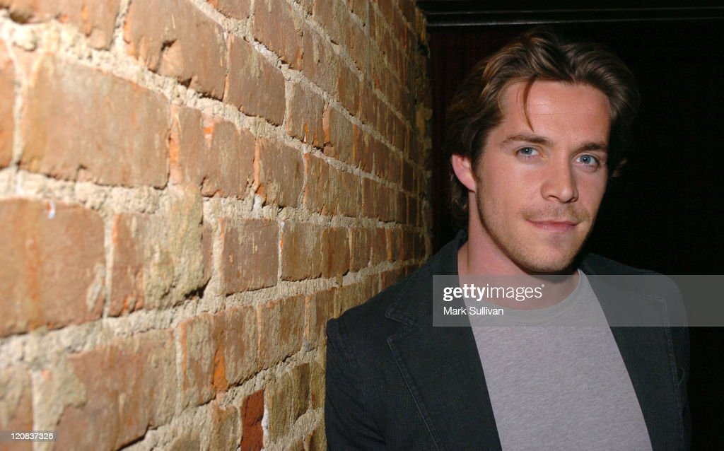 Sean Maguire during 'The Third Wish' Private Screening in Los Angeles at CineSpace in Hollywood, California, United States.