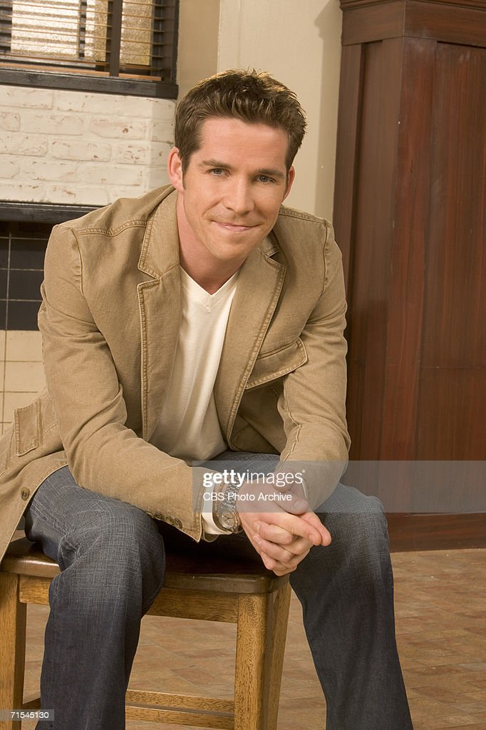Sean Maguire stars in the new CBS series The Class.