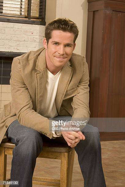 Sean Maguire stars in the new CBS series The Class