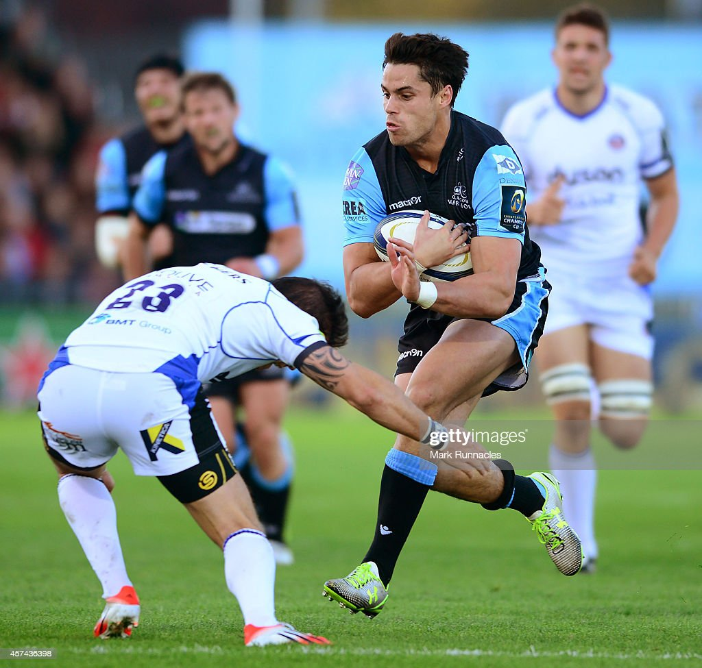 Glasgow Warriors v Bath Rugby - European Rugby Champions Cup : News Photo