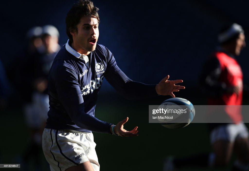 Scotland Captain's Run