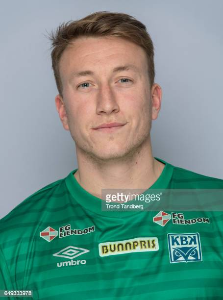 Sean McDermott of Team Kristiansund BK on March 7 2017 in Kristiansund Norway