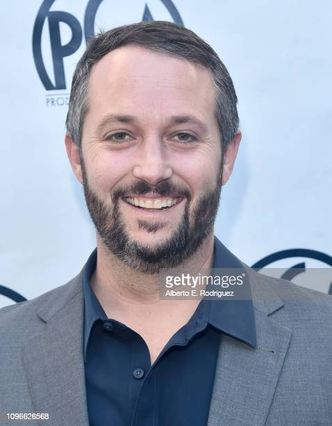 Sean McKittrick attends the 2019 PGA Nominees Breakfast on January 19 2019 in Beverly Hills California