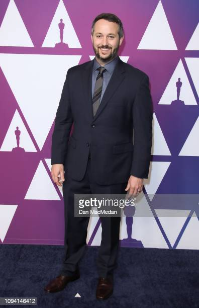 Sean McKittrick attends the 91st Oscars Nominees Luncheon at The Beverly Hilton Hotel on February 4 2019 in Beverly Hills California