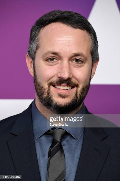 Sean McKittrick attends the 91st Oscars Nominees Luncheon at The Beverly Hilton Hotel on February 04 2019 in Beverly Hills California