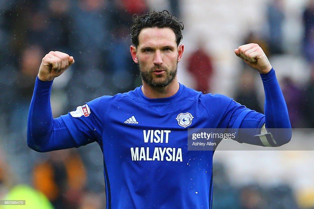 Hull City v Cardiff City - Sky Bet Championship : News Photo
