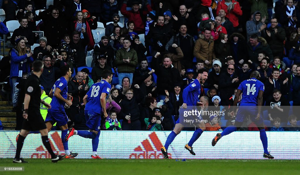 Cardiff City v Middlesbrough - Sky Bet Championship