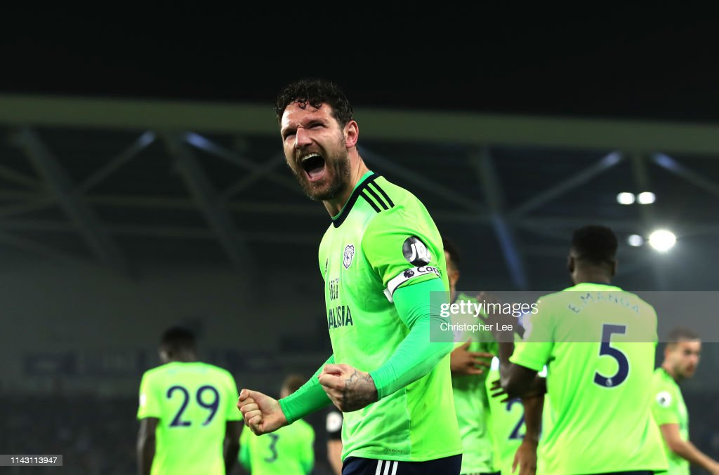 GBR: Brighton & Hove Albion v Cardiff City - Premier League