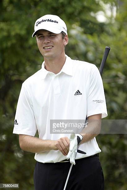 Sean O'Hair during the final round of THE PLAYERS Championship held on THE PLAYERS Stadium Course at TPC Sawgrass in Ponte Vedra Beach Florida on May...